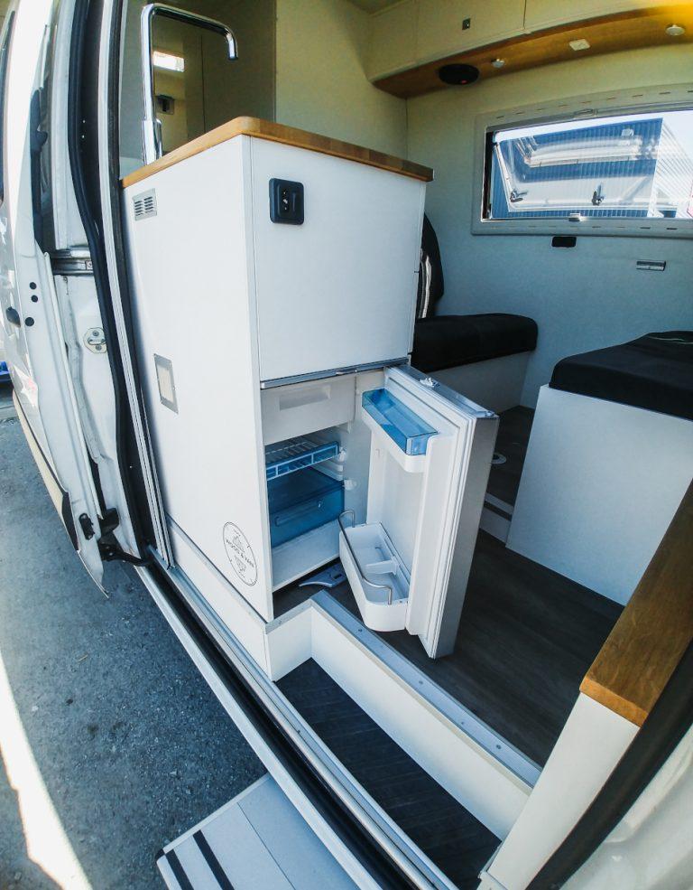 frigo à compression 12V dometic