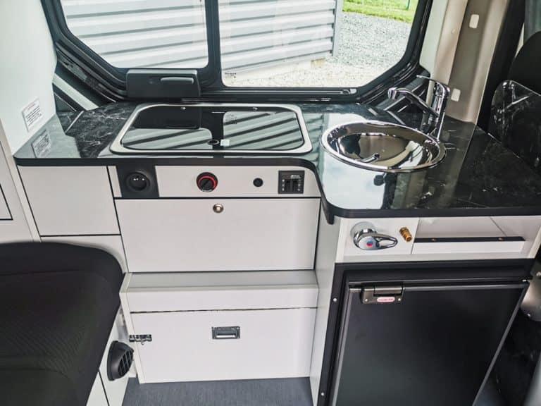 aménagement de van sur mesure Nantes