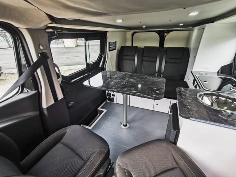 aménagement sur mesure Wood and Van